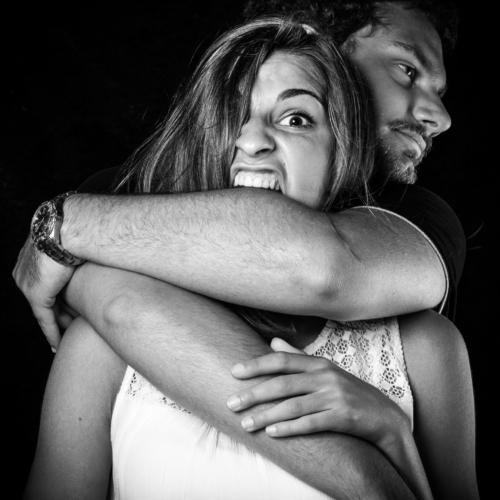 Imapassion - Portrait de couple mordant