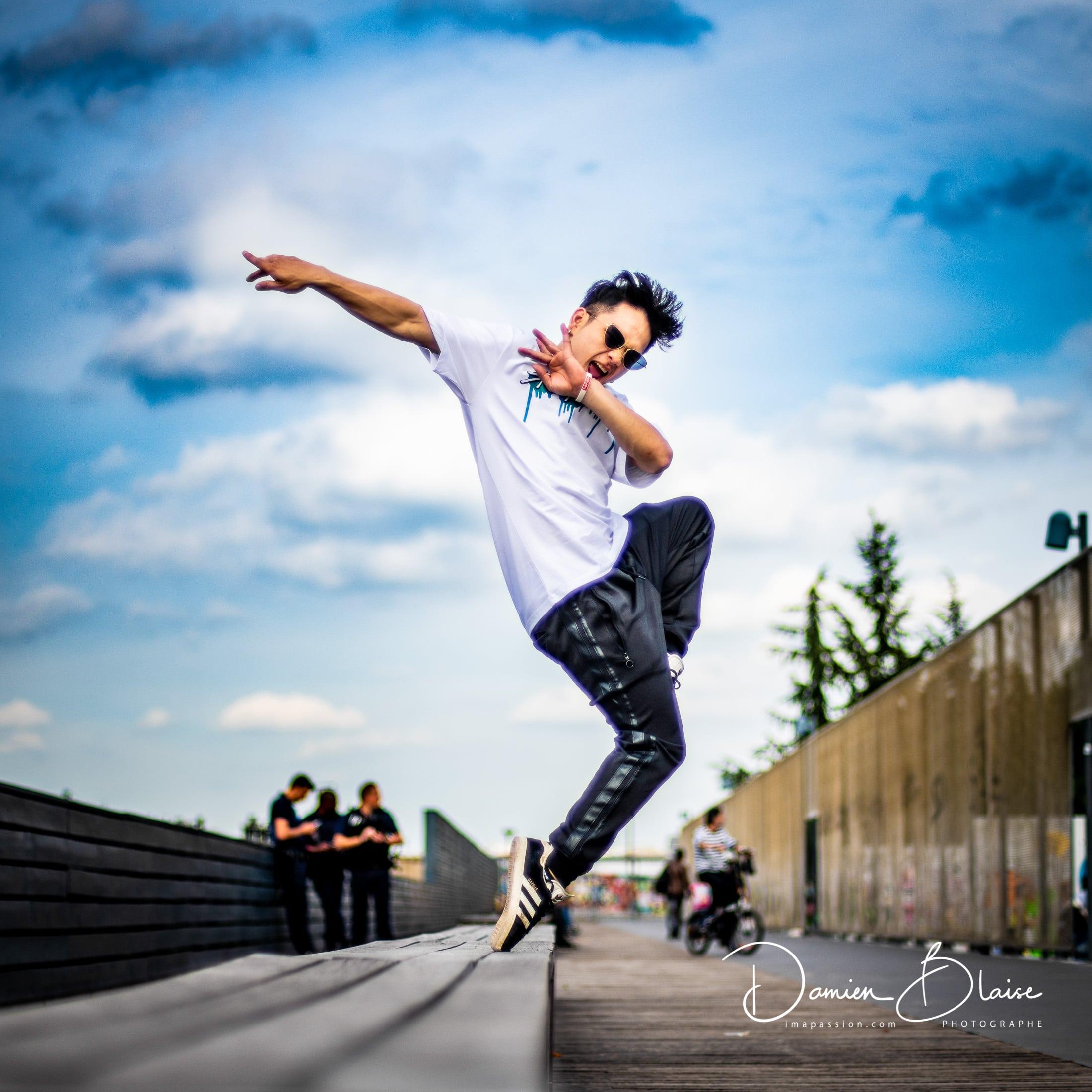 Damien BLAISE Photographe Imapassion