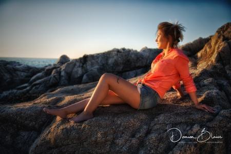 Mattea beauty #beauty #corsica #calvi #femalemodel #mode #photog